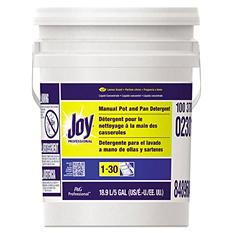 Joy - Dishwashing Liquid, Lemon -  5gal Pail