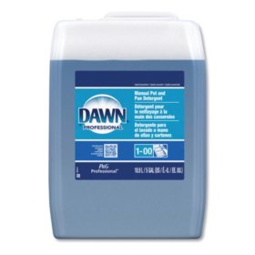Dawn Dishwashing Liquid, Original Scent (5 gal. pail)