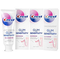Crest Pro-Health Gum and Sensitivity, Sensitive Toothpaste (4.1 oz, 3pk.)