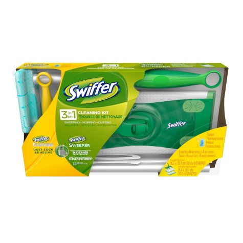 Swiffer Sweeper and Duster Starter Kit