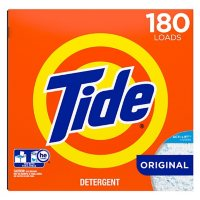 Tide HE Ultra Powder Laundry Detergent (254 oz., 180 loads)