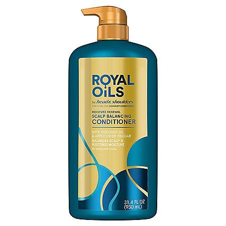 Royal Oils by Head & Shoulders Conditioner (31.4 fl. oz.)