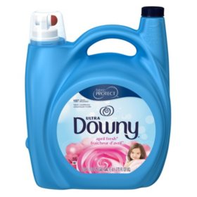 Ultra Downy April Fresh Fabric Softener (170 oz., 197 loads)