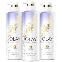Olay Cleansing & Renewing Nighttime Body Wash with Retinol (17.9 fl., oz. 3 pk.)