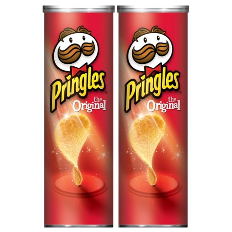 Pringles Original - 6.41 oz. - 2 pk.