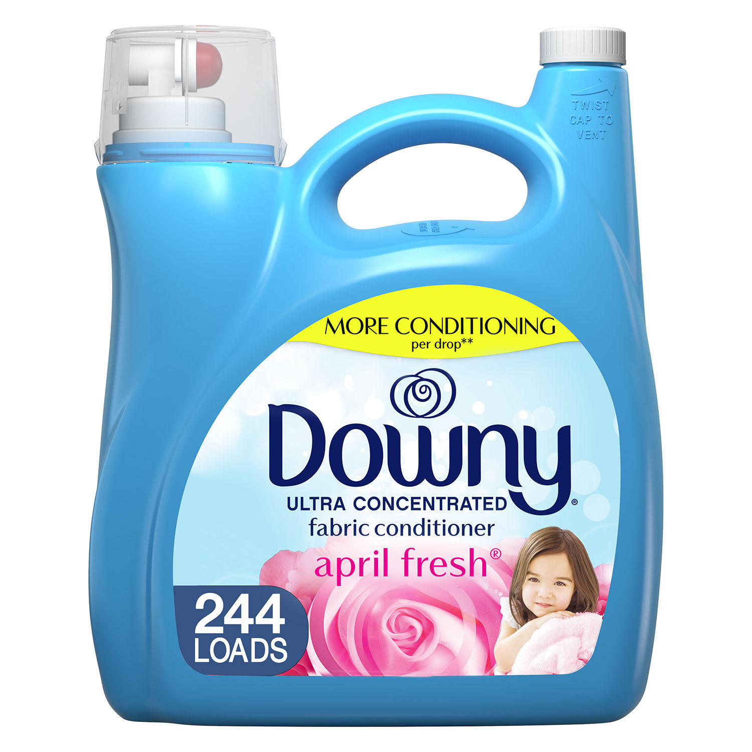 Downy Ultra Liquid Fabric Softener and Conditioner
