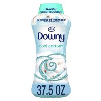 Downy In-Wash Scent Booster Beads, Cool Cotton Scent (37.5 oz.)