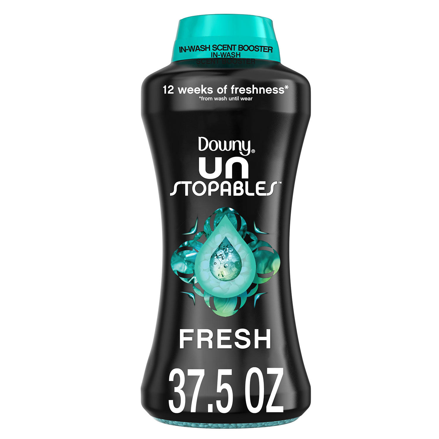 Downy Unstopables In-Wash Scent Booster Beads, Fresh (37.5 oz.)