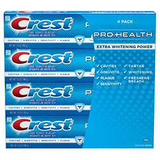 Crest Pro-Health Whitening Toothpaste (7 oz. each, 4 pk.)