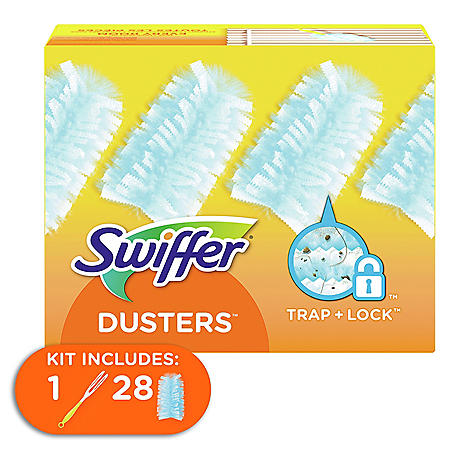 Swiffer Duster Refill + 1 Handle (28 ct.)