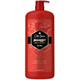 Old Spice Red Zone Men's Body Wash, Swagger (40 fl. oz. Pump)