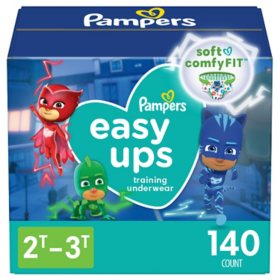 Pampers Easy Ups Training Underwear for Boys (Choose Your Size)