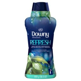 Downy Infusions In-Wash Scent Booster Beads, Refresh (63 loads, 30.3 oz.)