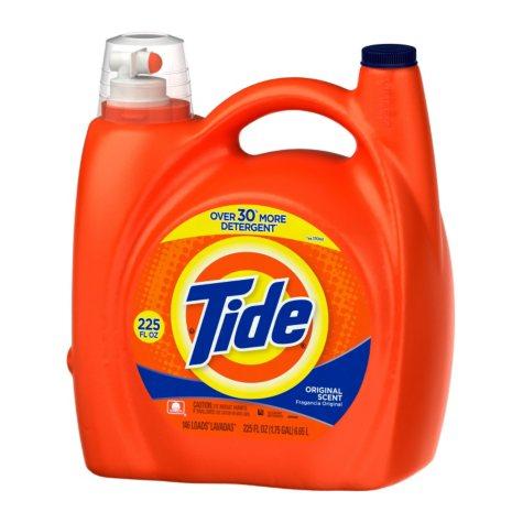 Tide Original Scent Liquid Detergent (225 oz.)