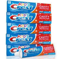 5-Count Crest Kids Cavity Protection Toothpaste 4.6 oz Deals