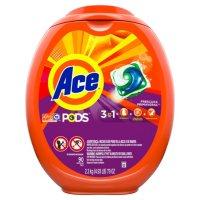 Ace PODS Liquid Detergent Pacs (90 ct.)