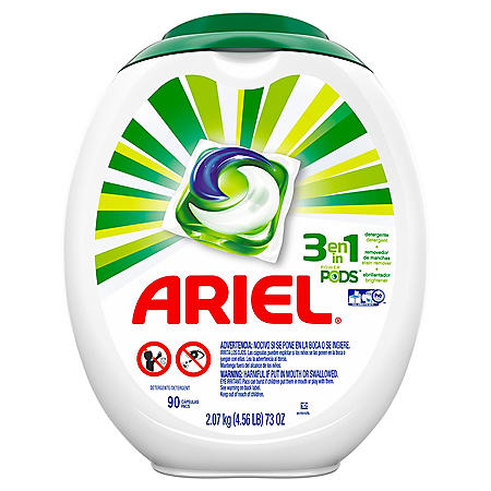 Ariel 3-in-1 PODS (90 ct.)