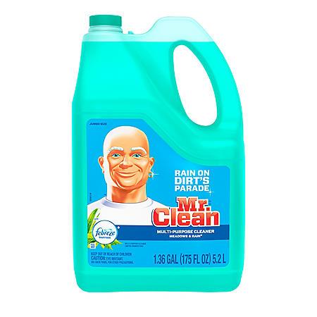 Mr. Clean Multi-Purpose Cleaner with Febreze (28 oz.)