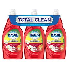 Dawn Ultra Total Clean, 24oz. 3pk. (various)