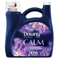 Downy Ultra Infusions Liquid Fabric Conditioner, Calm (170 loads, 115 fl. oz.)