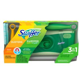 Swiffer Sweeper Starter Kit 3 in 1