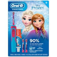 Deals on Oral-B Kids Rechargeable Electric Toothbrush
