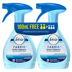 Febreze Fabric Refresher Extra Strength (27 oz., 2 pk.)