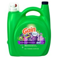 Gain Liquid Detergent, Moonlight Breeze Scent (225 oz.)