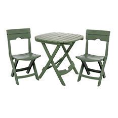 Quik-Fold Café Set - Sage
