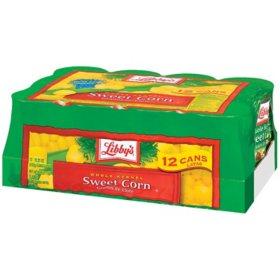 Libby's Corn (15.25 oz., 12 pk.)