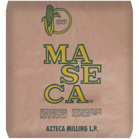Maseca Regular #3 White (50 lbs.)
