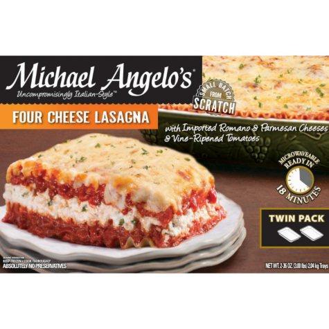 Michael Angelo's Four Cheese Lasagna -  36 oz. - 2 pk.