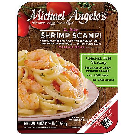 Michael Angelo's Shrimp Scampi (20 oz., 2 pk.)