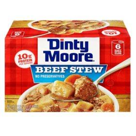 Dinty Moore Beef Stew (15 oz., 6 pk.)