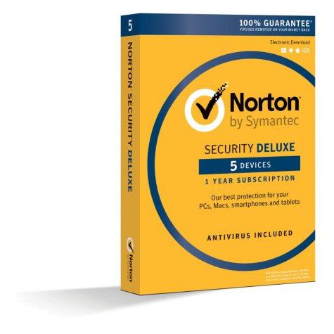 Norton Security 5 Device Bundle