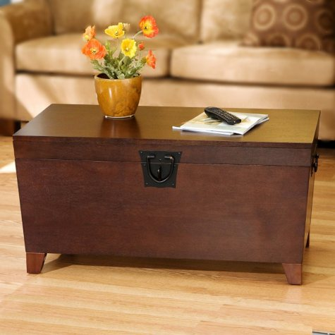 Harbor Trunk Cocktail Table