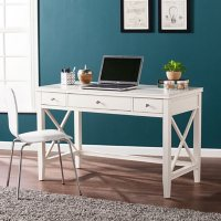 Nallisro Writing Desk - White