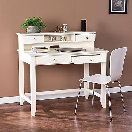 Tierpro Secretary Desk w/ Storage