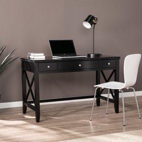 Nallisro Farmhouse Writing Desk, Assorted Colors