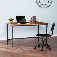 Calneba Reclaimed Wood Desk Deals
