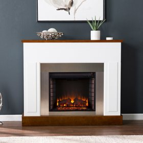 Wackfrith Industrial Electric Fireplace