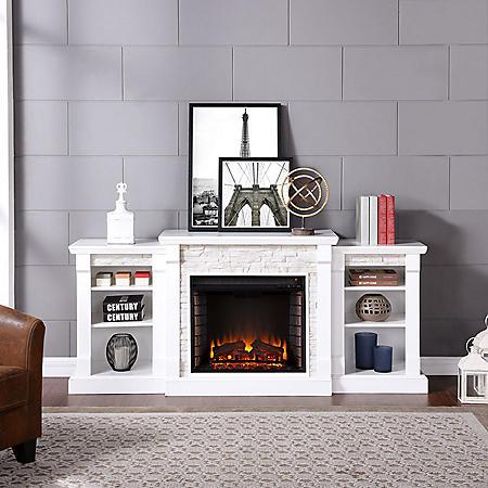 Gideon Electric Fireplace