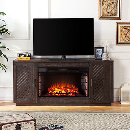 Linley Electric Fireplace