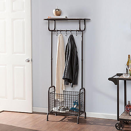 Binster Metal Storage Rack
