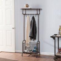 Binster Metal Storage Rack