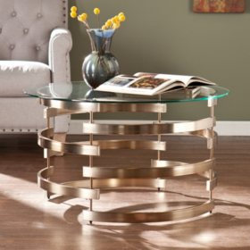 Hoxley Round Cocktail Table