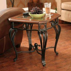 Florin End Table