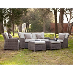 Dorchester Outdoor Seating Set and Coordinating Pieces