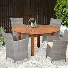 Orleans Outdoor Round Table