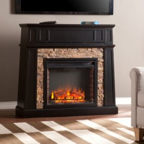 Sensational Fireplaces Sams Club Download Free Architecture Designs Ferenbritishbridgeorg